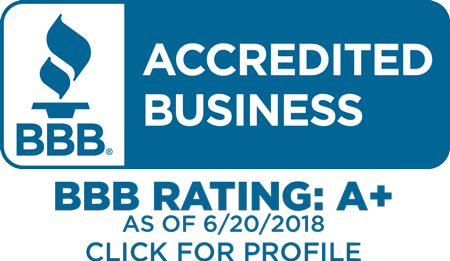Better Business Bureau listed